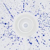 Amulette / White(Blue core)
