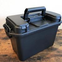 【BRID様取扱い開始!】モールディング アーモ ツールボックス  XL MOLDING  AMMO TOOL BOX  ブラック 1個