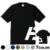一部少量販売  6デザイン× 7色 UNPLUGGED CAMP オリジナル半袖Tシャツ  その4 デカDEEアイコン   Ver