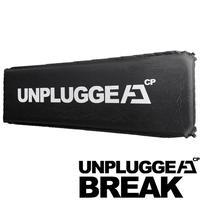 【予約 11月上~中旬予定】 インフレーターマット アンプラグドキャンプ BREAK ブレイク 2色展開 ブラック 黒