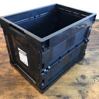 【BRID様取扱い開始!】MOLDING  CONTAINER BOX モールディング コンテナボックス M 20L  ブラック 1個