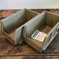 【BRID様取扱い開始!】MOLDING モールディング イージーパーツボックス S サンド 2個セット