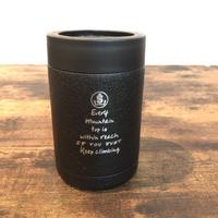 Black Chip  缶クーラー somabito  × old moutain ソマビト×オールドマウンテン ブラックチップ ドリンクホルダー