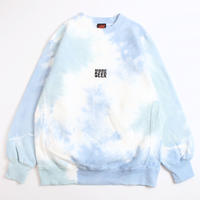 MORE BEER「LIMITED TIE DYE CLASSIC LOGO CREW#8」