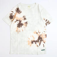 A HOPE HEMP × JAVARA「CRYSTAL HEMP TEE (GRAY) 」