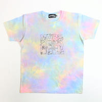 MORE BEER × Lock「MONSTER TEE(AURORA)」