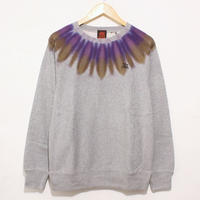 "JAVARA ""INDIAN"" CREW NECK SWEAT"