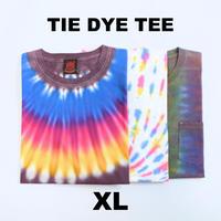 """JAVARA """"TIE DYE S/S TEE"""" (XL)"""