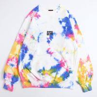 MORE BEER「LIMITED TIE DYE CLASSIC LOGO CREW#13」