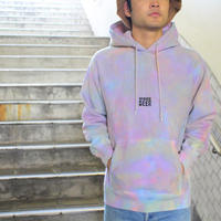 MORE BEER  SQUARE LOGO PARKA (TIE DYE)