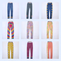A HOPE HEMP×JAVARA「TIE DYE LEGGINS」