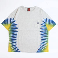 JAVARA「TRIBAL WIDE PKT TEE(PROGRESSIVE)」