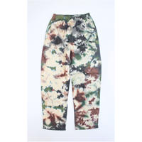 A HOPE HEMP × JAVARA「CAMO BAKER EASY PANTS」