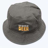 MORE BEER BUCKET HAT (KHAKI)