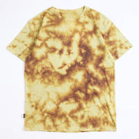 JAVARA「THUNDER HEMP TEE (BROWN)」