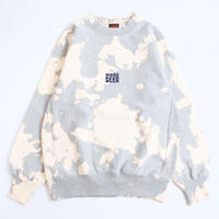 MORE BEER「LIMITED TIE DYE CLASSIC LOGO CREW#2」