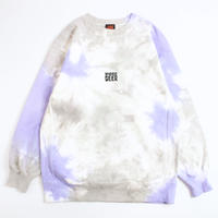 MORE BEER「LIMITED TIE DYE CLASSIC LOGO CREW#9」