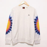 JAVARA「LEAF CREW NECK SWEAT」