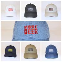 """JAVARA """"MORE BEER"""" LOW CAP"""
