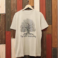"JAVARA""HUMOR TREE"" S/S (BEIGE GRAY)"