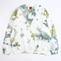 JAVARA「TIE DYE SWEAT(XLサイズ)#5」
