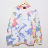 "JAVARA ""MARBLE"" (BPY)  CREW NECK SWEAT"