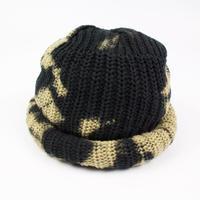 JAVARA「TIE DYE SABOTAGE CAP(BLACK)」