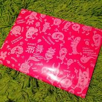 落書き帳(邪舞ノート)/PINK