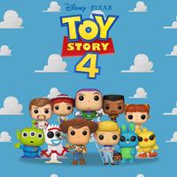 ファンコ ポップ 『トイストーリー4』    11種セット FUNKO POP!  TOY STORY4   Set of 11