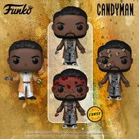 ファンコ  ポップ  映画『キャンディマン』4種セット   FUNKO POP!  Candyman set of 4