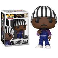 ファンコ ポップ 『トゥパック・シャクール』サグ・ライフ  オーバーオール  FUNKO POP! Tupac Shakur (Thug Life Overalls)