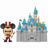 ファンコ ポップ ディズニーランド65周年 「眠りの森の美女のお城 & ミッキーマウス」 Funko Pop! Disneyland 65th Anniversary