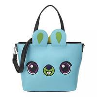 トイストーリー4 ラウンジフライ ダッキー&バニー ショルダーバッグ  Loungefly x Toy Story Duck Bunny Tote Bag