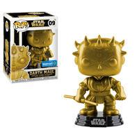 ファンコ ポップ 『スター・ウォーズ』ゴールド ダース・モール FUNKO POP! Gold Star Wars™ Pop!  Darth Maul