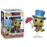 2020 コミコン限定 ファンコ ポップ ディズニー「ピノキオ」 ジミニー・クリケット  Funko Pop! Pinocchio - Jiminy Cricket