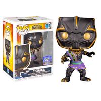 ファンコ  ポップ  『ブラック・パンサー』ティ・チャカ Funko POP! Marvel Black Panther T'CHAKA