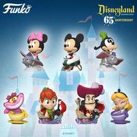 ファンコ ミステリーミニ ディズニーランド 65周年 Funko  Minis Disneyland 65th Anniversary