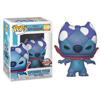 ファンコ ポップ ディズニー『リロ&スティッチ』スーパーヒーロー・スティッチ  FUNKO POP! DISNEY  Lilo & Stitch   Superhero Stitch