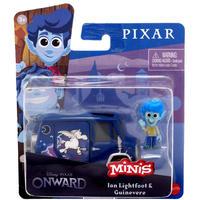 ピクサー『2分の1の魔法』 マテル社 ミニズ     Disney / Pixar Onward Minis Ian Lightfoot & Guinevere Figure 2-Pack