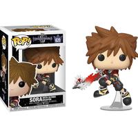 ファンコ ポップ 『キングダムハーツ3』 ソラ w/ウルトラ・ウェポン Funko Pop! Disney Kingdom Hearts 3 Sora w/Ultra Weapon