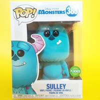 ファンコ ポップ『モンスターズ・インク』 サリー 【フロック版】Funko POP! Monsters,Inc. Sulley 【Flocked】