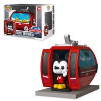 Disney Parks限定  ファンコ ポップ  デイズニー スカイライナー・ウィズ・ミッキーマウス Funko Pop! Disney Skyliner with Mickey Mouse