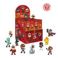 ファンコ  ミステリーミニ  ピクサー『インクレディブル・ファミリー』  12種セット Disney/Pixar The Incredibles 2  Mystery Mini