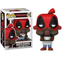 ファンコ ポップ マーベル デッドプール 30周年 バリスタ・デッドプール  Funko Pop! Marvel: Deadpool 30th - Coffee Barista