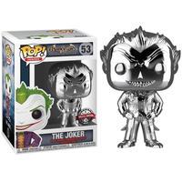 ファンコ  ポップ  Funko Pop! バットマン・ アーカムアサイラム「ジョーカー」(クロム版)BATMAN Arkham Asylum THE JOKER