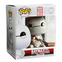 ファンコ ポップ ディズニー『ベイマックス』6インチ ベイマックス w/モチ  Funko POP!Disney Big Hero 6 Baymax with Mochi
