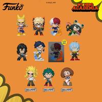 ファンコ  ミステリーミニ  『僕のヒーローアカデミア』  Funko Mystery Minis  My Hero Academia