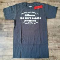 『スターウォーズ』 OLD BEN'S SAVERS  Tシャツ