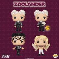 ファンコ  ポップ   Funko POP!『ズーランダー』 4体セット