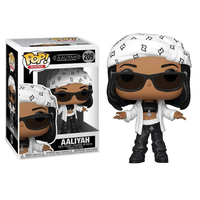 ファンコ ポップ   アリーヤ    Funko Pop! Rocks: Aaliyah